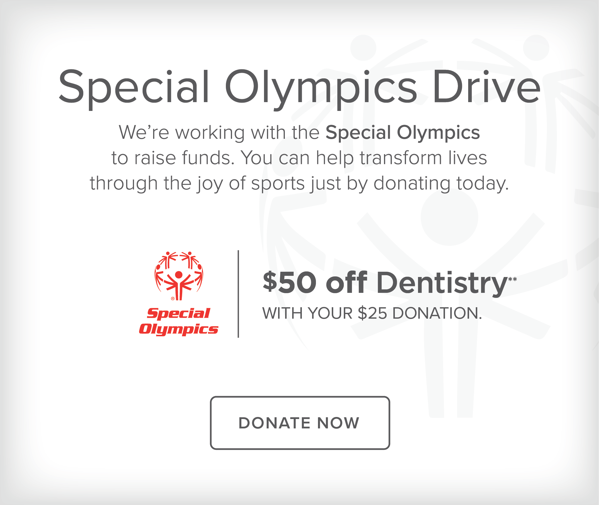 Special Olympics Drive - Constitution Dental Group